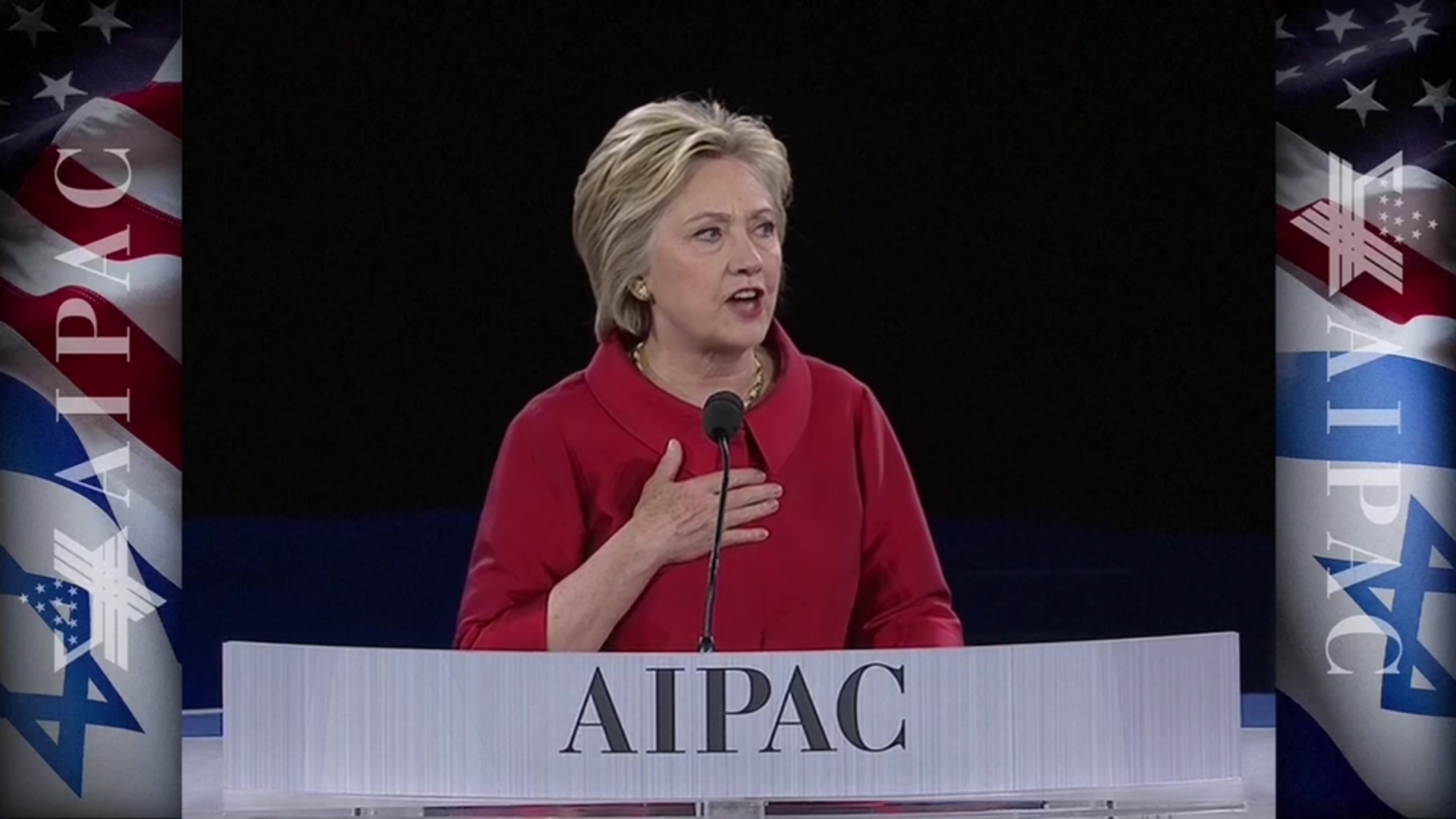 Hillary Clinton and AIPAC